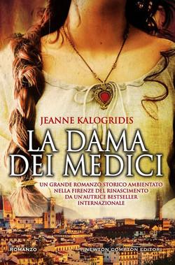 New Book Cover_ Italy_Title_ La dama dei