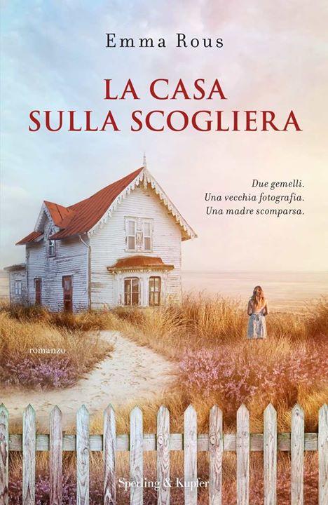 New Book Cover_ Italy_Title_ La casa sul