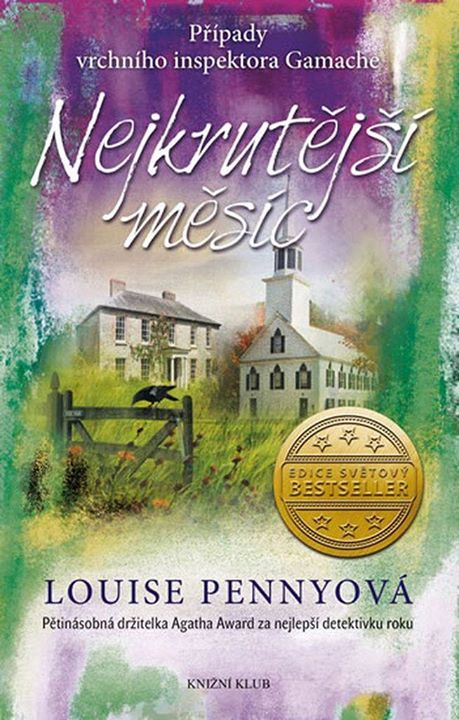 The Cruelest Month_Author_ Louise Pennyo