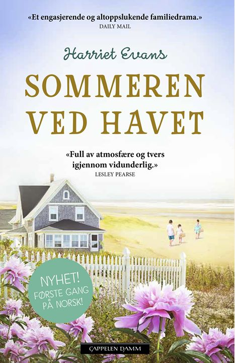 Summer by the sea_Author_ Harriet Evans_