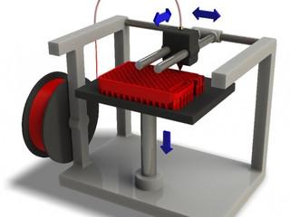 IMPRESSÃO 3D COM A TECNOLOGIA FDM