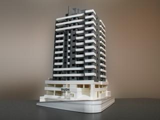 Arquiteto faz projetos com impressora 3D e cria 'minicasas' realistas