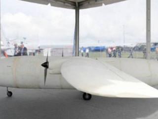 Airbus apresenta avião em miniatura feito com impressora 3D