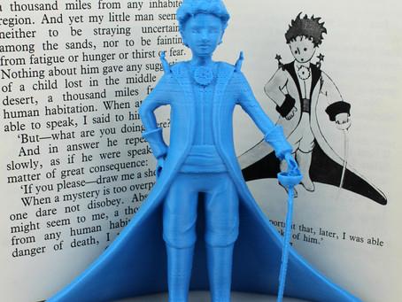 """Como a impressão 3D tem ajudado deficientes visuais a """"enxergar"""" o mundo"""