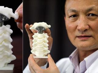 A indústria se rende à impressão 3D