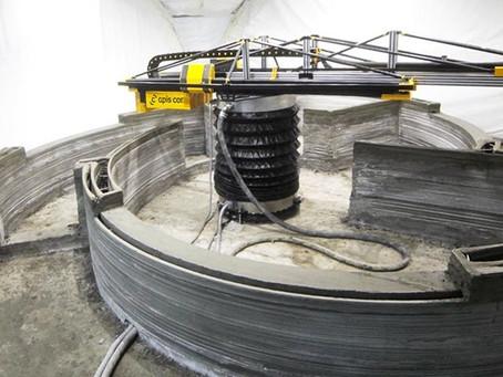 Casa impressa em 3D pode ser erguida em 24h e custa pouco mais de R$ 30 mil