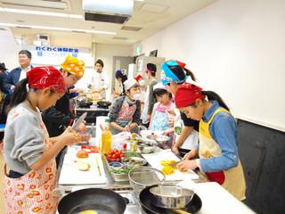 【募集】こども料理教室アシスタント講師募集