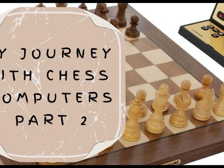 Chess eBoards Part 2: My Millennium