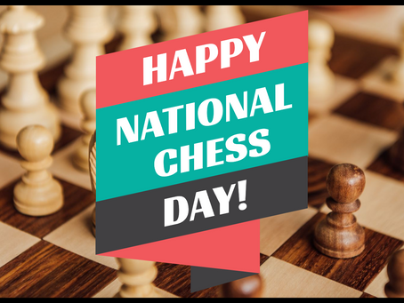Happy National Chess Day!