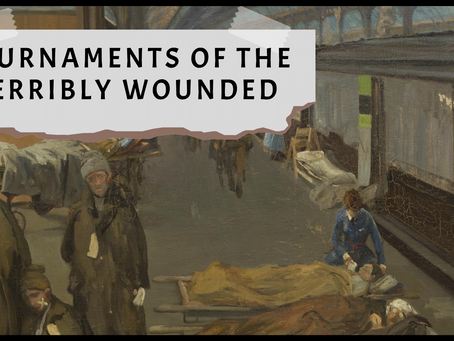 Tournaments of the Terribly Wounded