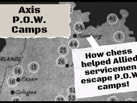 The Ajax Chessmen and Allied POWs.