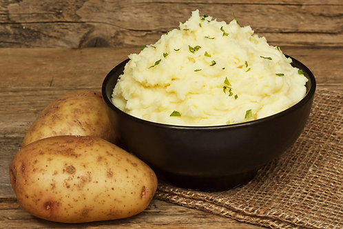 Whipped Mashed Potatoes