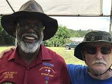 Low Country Veterans Group Members at Ev