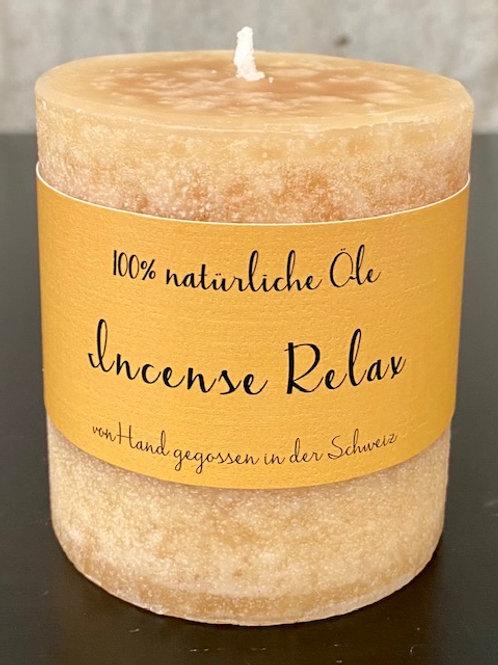 Duftkerze Incense Relax