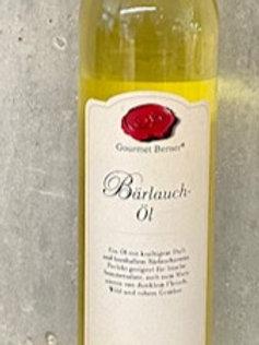 Bärlauch-Öl