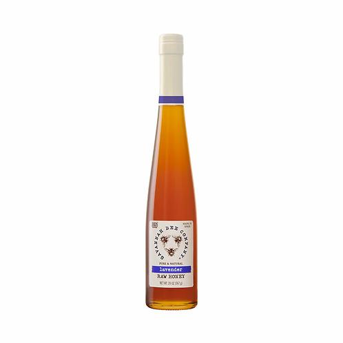 Lavender Raw Honey