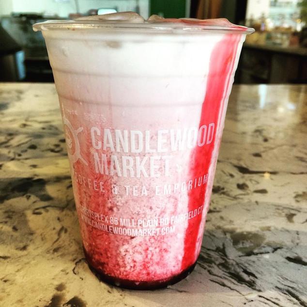 Fairfield CT Coffee Shop | Cherry Italian Soda