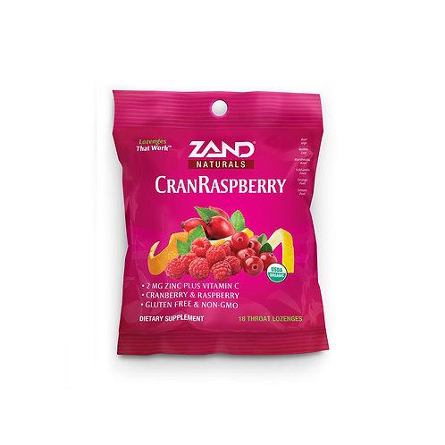 Herbalozenge CranRaspberry
