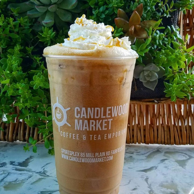 Fairfield CT | Caramel Latte | Candlewood Market