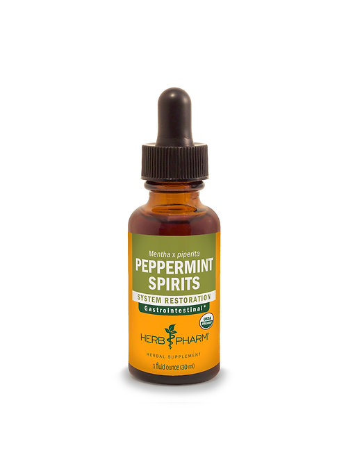 Peppermint Spirits