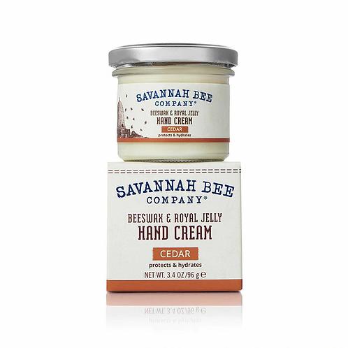 Royal Jelly Hand Cream Cedar