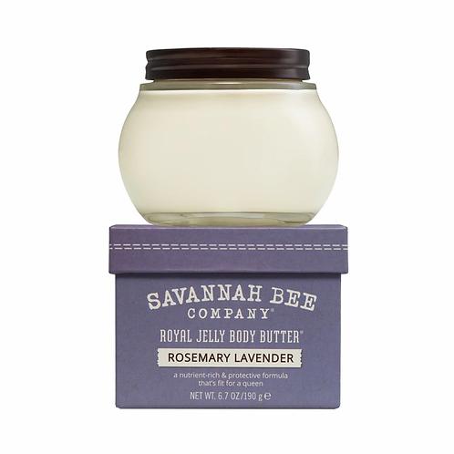 Royal Jelly Body Butter Rosemary Lavender