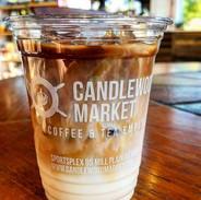 Fairfield CT Coffee Shop | Caramel Latte | Candlewood Market