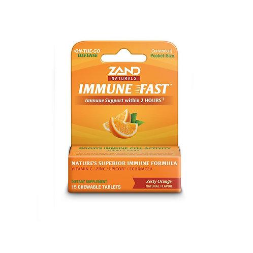 Immune Fast Zesty Orange