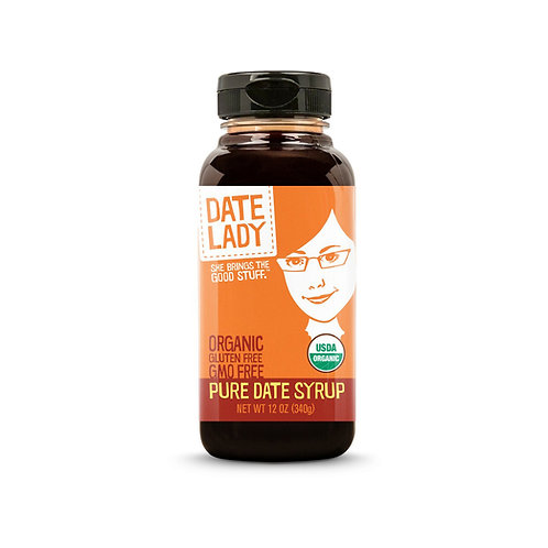 Organic Date Syrup