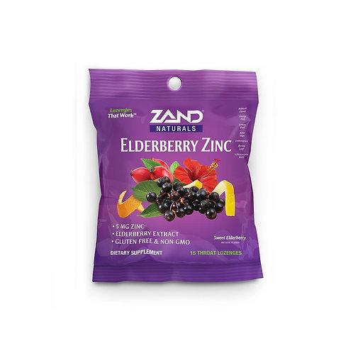 Herbalozenge Elderberry Zinc
