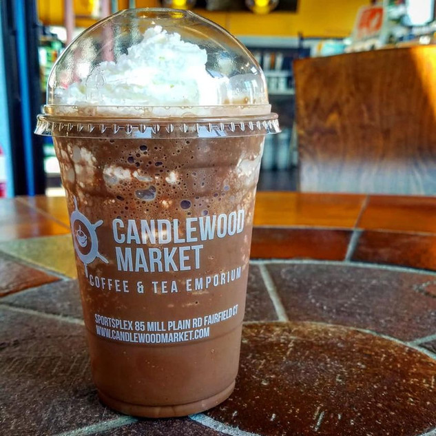 Fairfield CT Coffee | Chocolate Frapezze | Candlewood Market