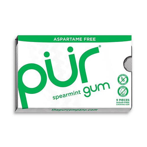 Spearmint Xylitol Gum