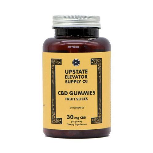 CBD Gummies Fruit Slices 30ct 30mg