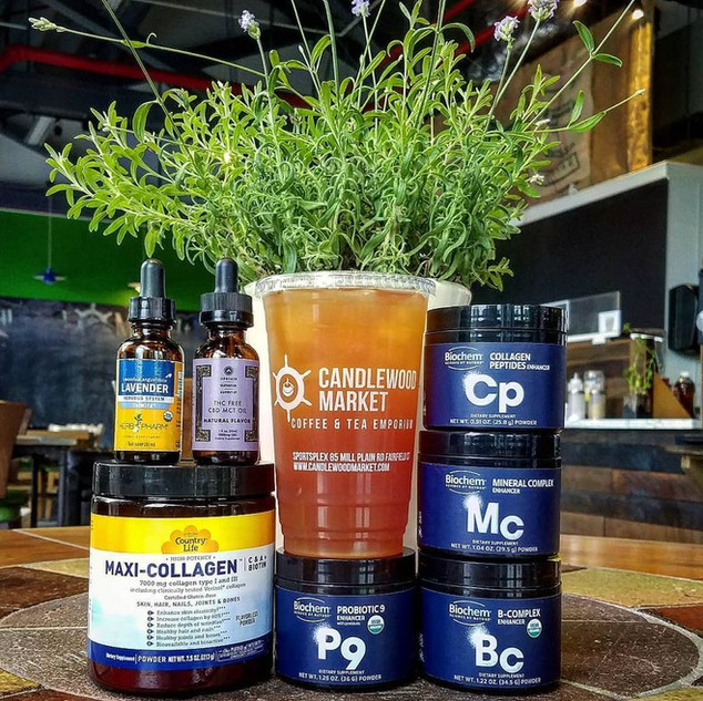 Fairfield CT Tea and Coffee | Candlewood Market