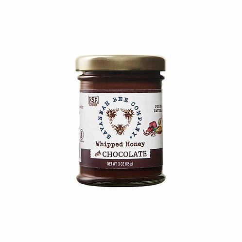 Whipped Honey Chocolate
