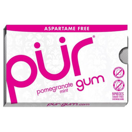 Pomegranate Xylitol Gum