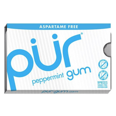 Peppermint Xylitol Gum