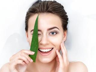 Magical Organic & Vegan Aloe Vera Face & Eye Gel That Heals Skin, Reduces Wrinkles, & Moisturizes