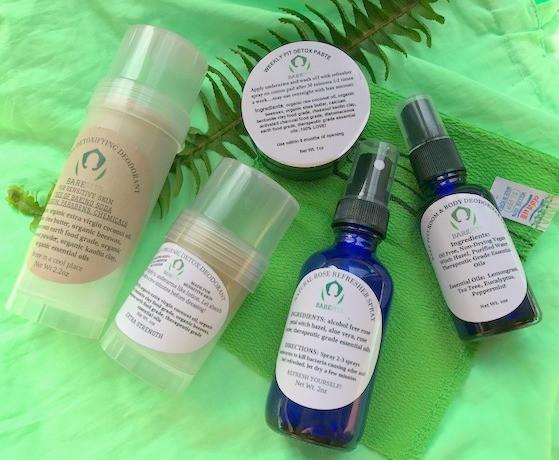 Organic Detox Deodorant