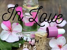 Enter The World of Bare Pits Organic ROSE GERANIUM Magic Aroma..The best natural deodorant