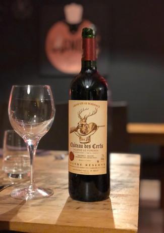 Lagneaux Toqué nos vins