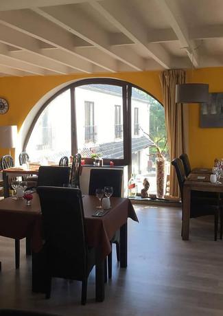 Lagneaux Toqué restaurant intérieur