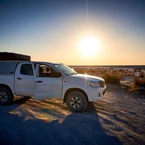 Roadtrip en Namibie et prolongation aux Chutes Victoria