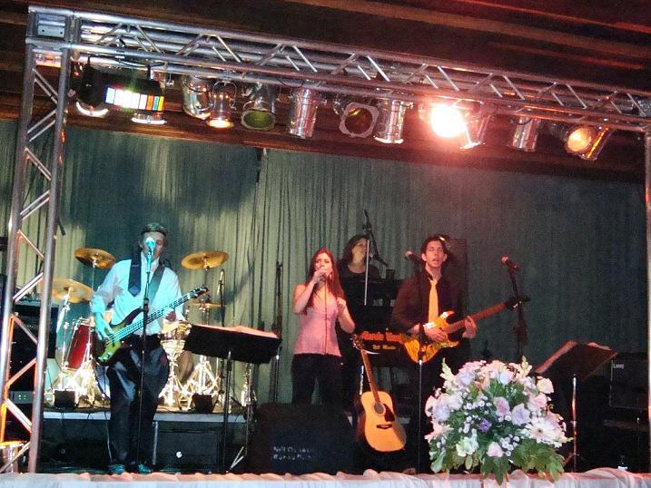 Banda Magia na festa de Casamento