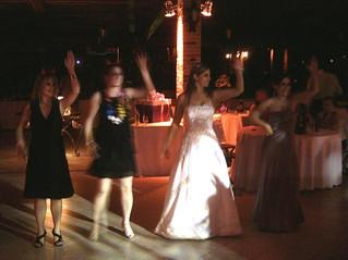 Casamento na Chácara Minas D'gua Junior e Andressa 28 03 2009