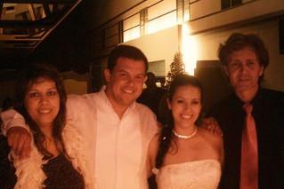 Casamento Ana Carolina e Fábio - Churrascaria Paiol