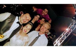 Casamento Márcio e Amanda - Clube Harmonia Telêmaco Borba