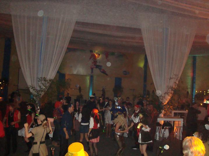 Banda Magia na festa da empresa