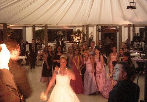 Banda Magia em Casamento Bouquet