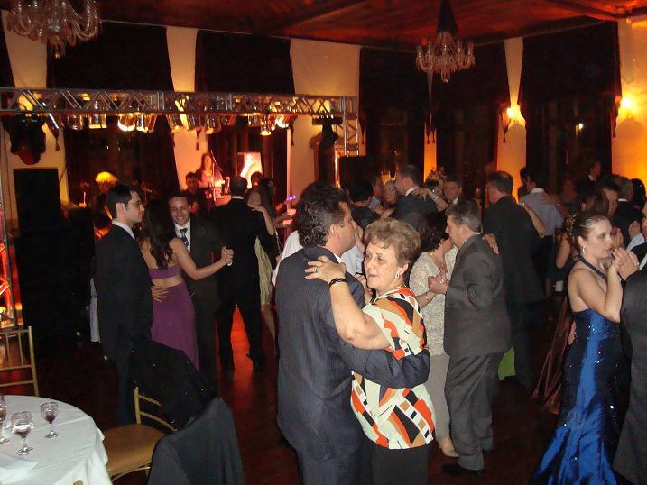 Baile de Casamento dançante